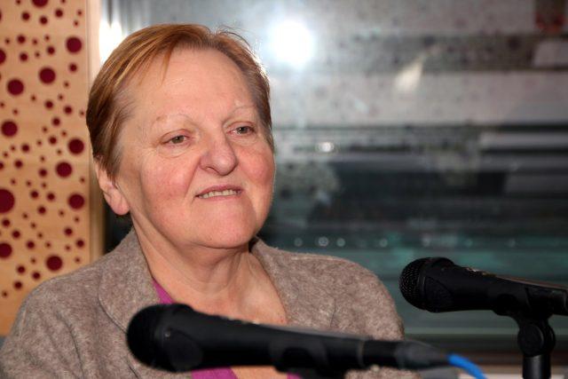 Irena Košíková,  Čirina | foto: Šárka Ševčíková,  Český rozhlas,  Český rozhlas
