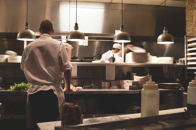 Kuchař (ilustrační foto)