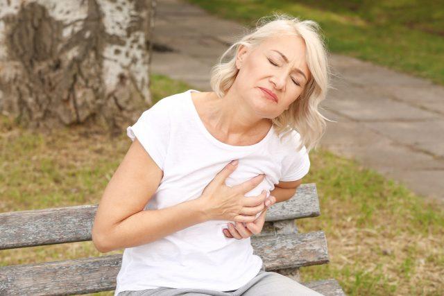 Bolest srdce, arytmie (ilustrační foto)