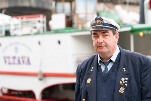 Kapitán Karel Mikšovský