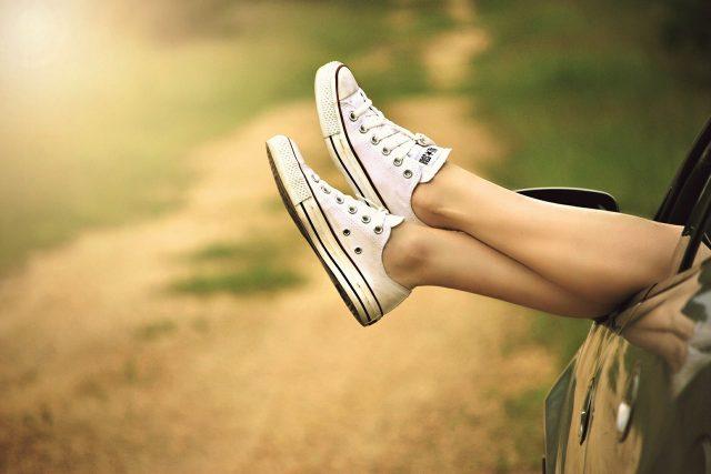 Nohy (ilustrační foto)