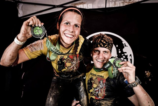 Martina a Michal Pavlíkovi ovládli v roce 2018 premiérové mistrovství světa ve spartanské Trifectě